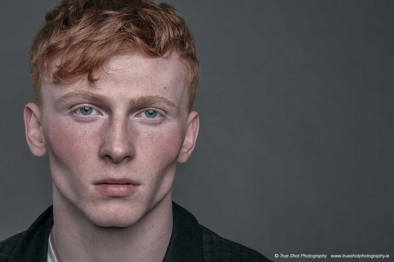 View Actor Headshots Portfolio by True Shot Photography
